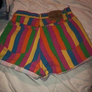 levis shorts 0